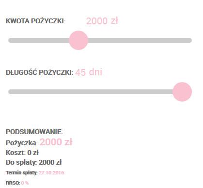 Screen ze strony Extraportfel.pl nr 3