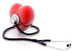 serce i stetoskop