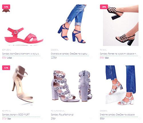 29f52cb713 Wybieramy modne eleganckie sandały 2018