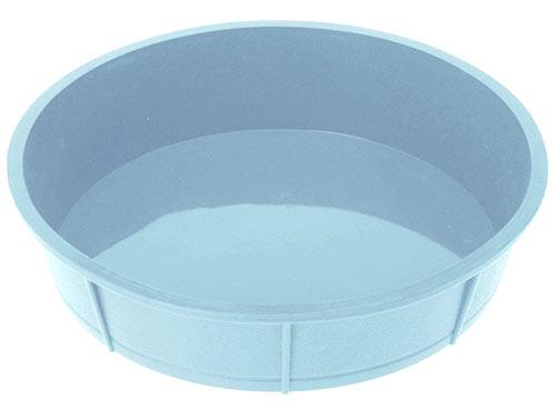 Okrągła forma silikonowa do pieczenia